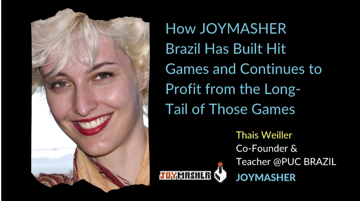 How JOYMASHER Brazil Has Built Hit Games and Continues to Profit from the Long-Tail of Those Games