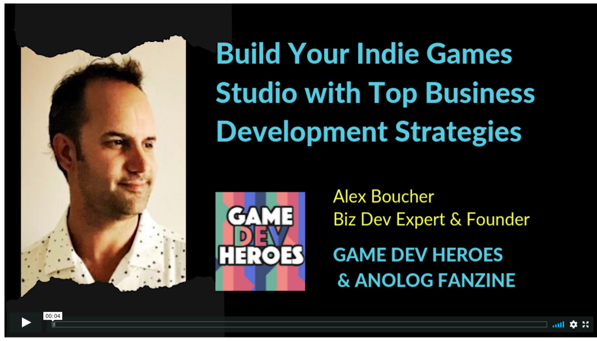 Build Your Indie Games Studio with Top Business Development Strategies